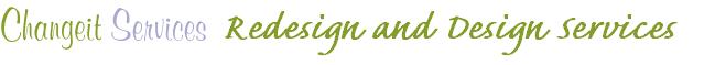 Changeit Redesign & Design Services
