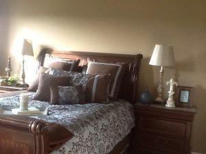 Master Bedroom - Parade of homes