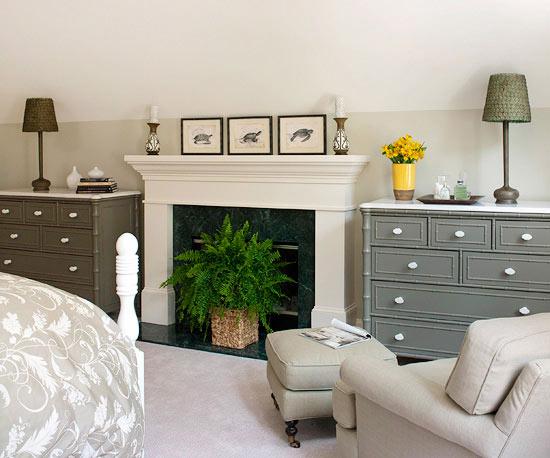 Fireplace Storage change it | fireplace firebox storage and decor