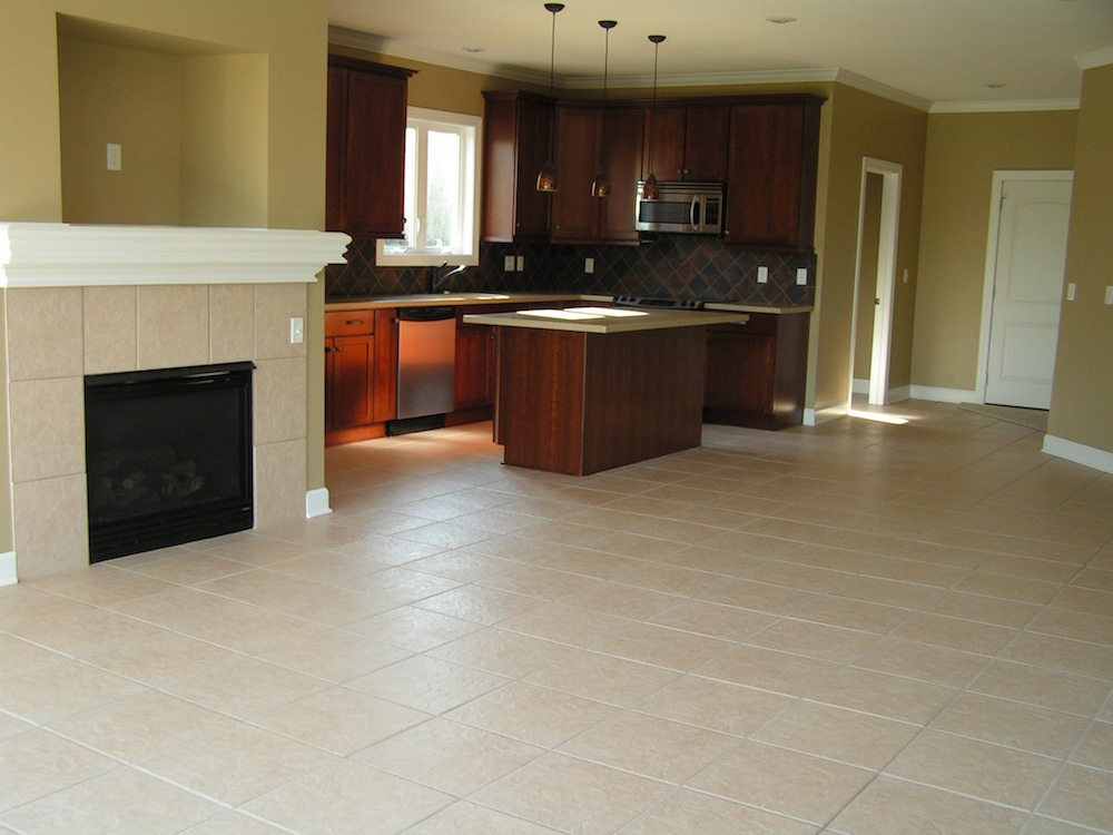 Vacant Home Staging - Before