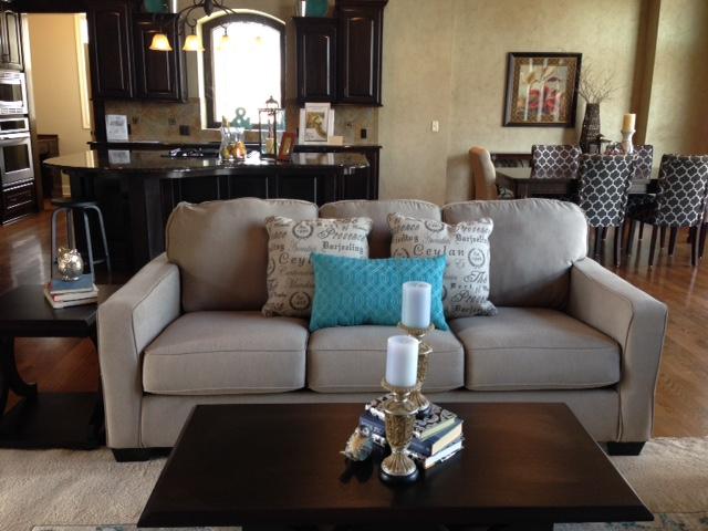 great room custom furniture