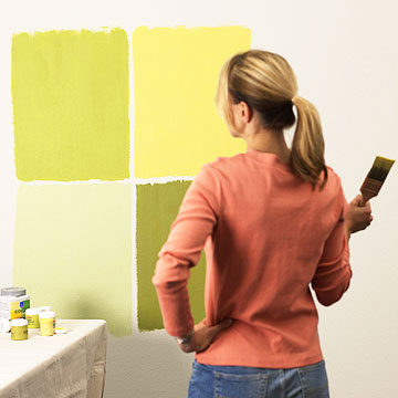 Selecting paint color webinar