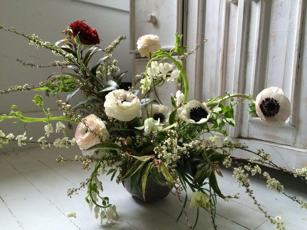Seasonal floral trends