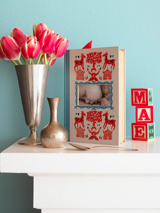 picture book frame