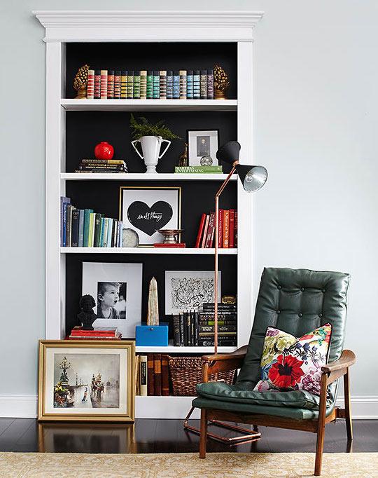 mantle decor shelf 2