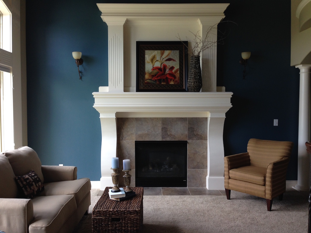 Home Staging_Blue Room